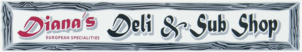 Diana's Deli, 100 Mile House, BC - Click To Visit Our Website!