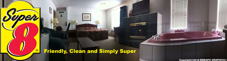 Super 8 Motel, 100 Mile House, BC