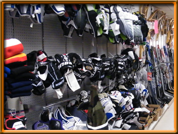 Exeter Sporting Goods - Hockey - 100 Mile House, B.C.